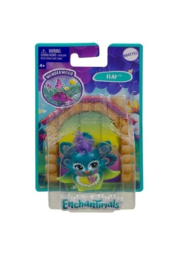Enchantimals Oyuncak Renkli